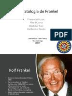 Aparatología de Frankel (1)