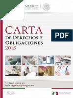 Carta de Derechos y Obligaciones 2015