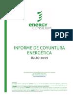 Energy Consilium - Informe Julio 2019