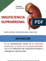 3-Insuficiencia Suprarrenal