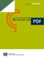 Guide on Gender Mainstreaming ECC 0