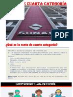 RENTAS DE CUARTA CATEGORÍA.pptx