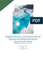 Implementación y Automatización de Sistemas de Administración de Proyectos de Ventas