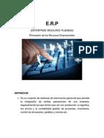 Trabajo Escrito ERP