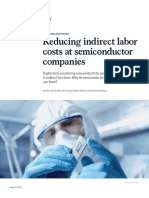 Reducing Indirect Labor Costs at Semiconductor Companies VF
