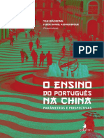 O Ensino Do Português Na China