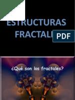 estructura fractal