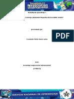 """Plan de Manejo Ambiental """"Exportación Bocadillo Veleño"""""""