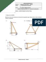 Guía Ejercicios Unidad 1 - Estructuras Reticuladas