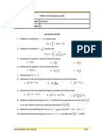 Funcion Gamma y Beta Calc