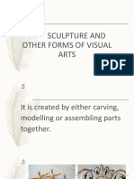 Sculpture & other forms of Arts.pptx