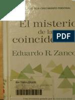 El Misterio de Las Coincidencias - Eduardo Zancolli