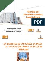 Manejo Del Paciente Diabetico hosp