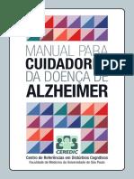 Manual para Cuidadores da Doença de Alzheimer