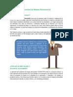 Ficha Sobre Protocolo de Vigilancia de Riesgos Psicosociales