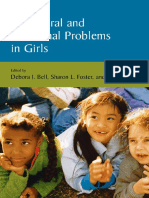 (Issues in clinical child psychology) Debora Bell, Sharon L. Foster, Eric J. Mash - Handbook of Behavioral and Emotional Problems in Girls-Kluwer Academic_Plenum Publishers (2005).pdf