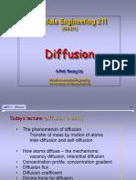 ME204 1 Diffusion