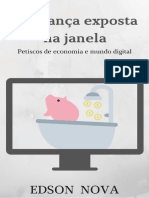 Poupança Exposta Na Janela - Edson Nova