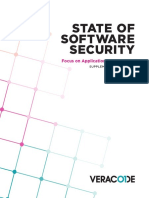 State of Software Security Focus on Application Development