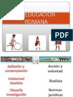 Educacion romana.pptx