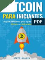 Bitcoin Para Iniciantes - Steve Hollins