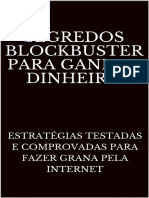Segredos Blockbuster