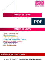 Cáncer de Mama - Expo Pacientes