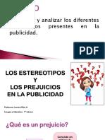 5. Prejuicios y estereotipos en la publicidad.PPT