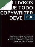 101 Livros Que Todo Copywriter Deve Ler - 101 Copywriting