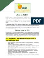 Que es el JClic