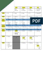 room 9 schedule 2019 2020