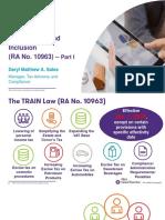TRAIN Public Seminar.27.4.2018