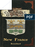 Colonial Gothic - New France