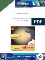 Evidencia 5 Advertising