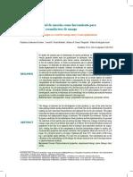 Diseno Experimental de Mezclas Como Herramienta Para La Optimización de Cemolácteos de Mango-Salamanca-Grosso Et Al., 2015
