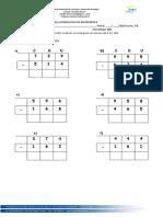 Matematica Adiciones y Sustracciones Con Canje