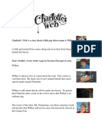 Charlottes Web Summary