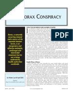 Conspiracy The Borax