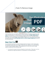 Top Photoshop Tools To Remove Image Background.docx