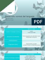 Desarrollo Normal Del Leguaje (1)
