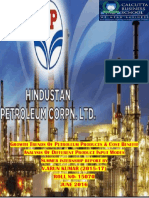 GROWTH TRENDS OF PETROLEUM PRODUCTS & COST BENEFIT ANALYSIS OF DIFFERENT PRODUCT INPUT MODES