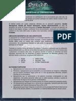 Reglamento Convocatoria ROCK AL RIO 2019