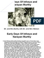 Early Days of Infosys