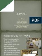 EL PAPEL.pptx