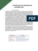 CONSTITUCION POLITICA DE LA REPUBLICA DE COLOMBIA 1991.docx