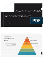 scotch - as technology advances so does its impact - a framework for your inquiry