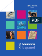 Libro Español I secundaria
