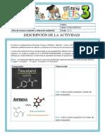 Retos Feria de La Ciencia 10 - 11 Quimica.