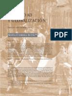 iDENTIDAD Y GLOBALIZACIÓN. Sofia Correa