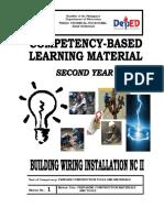 Y2 Module 1 Preparing Construction Materials and Tools CBLM